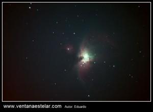 M42 Nebulosa de Orión