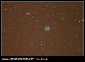 M57 Nebulosa del Anillo
