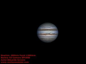 Júpiter 7-12-2013