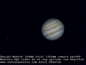 Júpiter 9-12-2012