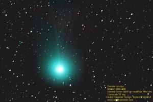 Cometa Levejoy 19/12/2014