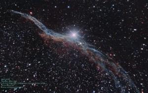 NGC 6960 Nebulosa del Velo