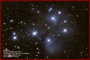 M45 Pléyades